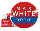 Colgate Max White Optic Whitening Toothpaste