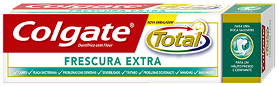 Colgate Total® Frescura Extra