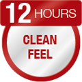 colgate total toothpaste and oral care products provide your mouth a clean feel after 12 hours