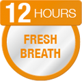 colgate total toothpaste fights bad breath, after 12 hours you will have fresher breath